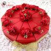 Boîtes de gâteau de cadeau de mariage (UNW-L-52)