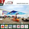 Grande tente d'exposition pour le salon international d'air