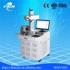 Portable da máquina da marcação do laser da fibra 10W para o aço inoxidável