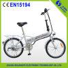Bicicleta de dobramento A1 de Shuangye Eletric 20 polegadas