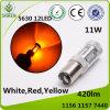 Lumière automatique 5630 12SMD 11W d'interruption de DEL
