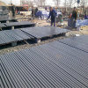 40X40X3m m Surface Painted Square Steel Pipe para Steel Frame