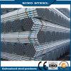 Труба горячего DIP строительного материала гальванизированная стальная для столба загородки