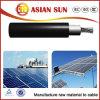Cable solar solar de la energía solar del cable 6m m de la UL TUV del cable