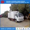 Termo camion del frigorifero del re Small 5tons 8tons di Isuzu