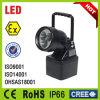 El CE RoHS aprobó la luz a prueba de explosiones portable del trabajo del LED
