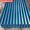 Tetto ondulato del metallo colorato qualità principale di Camelsteel