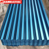 Telhadura ondulada colorida do metal de Camelsteel qualidade principal