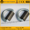 Kundenspezifischer Stahld-clip für die Behälter-Auspeitschung