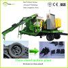 Dura-Shred машина Recyling высокого профита резиновый (передвижной завод)