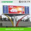 Ventilación LED al aire libre video a todo color de Chipshow P16 que hace publicidad de la exhibición
