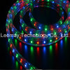 Flexible LED Streifen der Hochspannung-220V 3528 mit multi RGB-Farbe