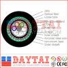 수중 강철 기갑 GYTA33 (G652D) 광학 섬유 케이블