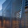 Folha de metal perfurada arquitectónica do engranzamento de fio para a decoração do edifício