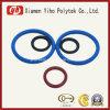 Anéis-O vermelhos padrão/não padrão feitos sob encomenda do silicone da resistência/envelhecimento de petróleo
