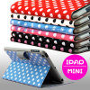 iPad Mini를 위한 Flip 자석 PU Leather Pouch Wallet Hard 상자 Cover