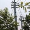 башня передачи силы 10kv Monopole (башня напряжения)