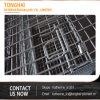 Plata de acero diseñada alta calidad de la jaula del almacenaje plateada