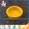 Protezione Non-Spill della vite pp di colore giallo di colore di Pantone