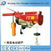 중국 제조자 PA 철사 밧줄 소형 전기 호이스트 또는 소형 전기 윈치