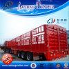 Aanhangwagen van de Vrachtwagen van het Vervoer van de Lading van het Type van Staaf van het pakhuis de Semi