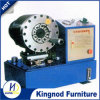 Schnelle Geschwindigkeits-Qualität hydraulische Wechselstrom-Schlauch-Bördelmaschine-quetschverbindenmaschine mit Cer