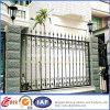 Bearbeitetes Iron Fence für Garten