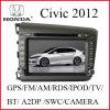en el reproductor de DVD del coche de la rociada para Honda Civic 2012 (K-910)