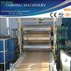 Ligne libre du panneau Extrusion/Production de mousse de PVC
