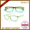Gestaltet populäre Brille des Entwerfer-R14111 Plastikanzeigen-Gläser