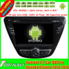 7 pollici Android 4.2 Car GPS Navigation per il iPod 2013-2014 della Hyundai Elantra Radio Video 3G WiFi