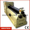 Sheet hidráulico Rolling Machine, W11 Series Aluminium 3-Roller Mechanical Asymmetrical Plate Rolling Machine