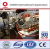 Chaîne de production de l'extrusion Machine/WPC du Decking Machinery/WPC de WPC