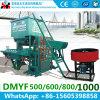 Gehsteig der Ziegeleimaschine-Dmyf1000, der Maschinen-Straßenbetoniermaschine-Ziegelstein-Maschine herstellt
