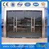 Puerta de oscilación de aluminio resistente rocosa del suelo del resorte del suelo de la puerta