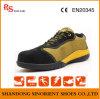 Breathable сплетенные ботинки безопасности RS568 ткани вскользь