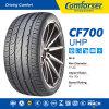 Neumático radial con buena calidad, alto rendimiento del neumático del coche de fábrica, proveedor de neumáticos