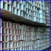 Secciones huecos de acero negras o galvanizadas