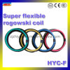 Flexible super Rogowski Coil Hyc-F para Irregular Conductor Detection