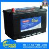 батарея автомобиля 12V90ah JIS безуходная свинцовокислотная