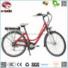 Fertigung 250W En15194 Wholesale elektrisches Stadt-Fahrrad-Lithium-Batterie LED-Bildschirmanzeige-Fahrrad-Pedal E-Fahrrad V Bremsen-Fahrzeug