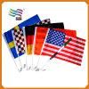 Bandera nacional de coche impreso a medida (HYCF-AF042)
