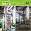 Separador de etiquetas de plásticos de succión de aire