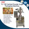 Saco de pó vertical automático do saquinho e do malote que enche-se e máquina de empacotamento para o alimento 10g 20g 100g (YL-120)