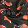 Таможня напечатала ткань сатинировки 16mm Prue Silk Georgette