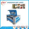 Máquina de grabado caliente del laser del CO2 del CNC de la alta calidad de la venta