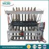 Portador neumático de la abrazadera de las filas de la carpintería 14 del funcionamiento de la utilidad