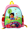 Saco da trouxa do miúdo novo da chegada, saco de escola das crianças