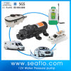 Membranwasser-Minipumpe Gleichstrom-12/24V elektrisch betriebene für Verkauf