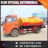 4X2 5m3 6m3 het Vacuüm Septische Voertuig van de Vrachtwagen van de Zuiging van de Riolering